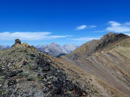 Grizzly Ridge crest-2