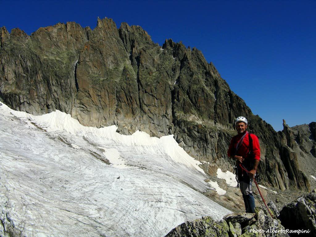 Top of Hannibal Turm and Gross Bielenhorn