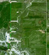 Garmin Birdseye Satellite Overview