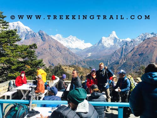 Everest Annapurna Luxury Trek