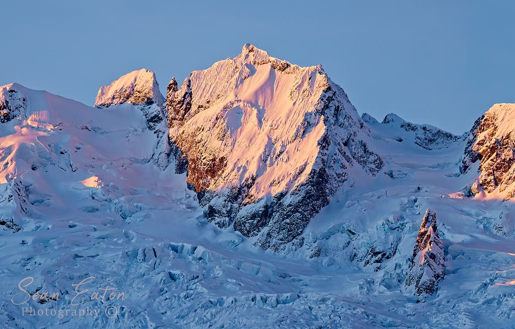 Mount Tantalus Massif