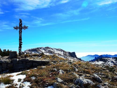 Monte Ròite NW ridge