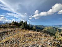 Summit of the Bull Creek Hills (2)