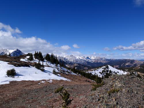 Bull Creek Hills summit (3)