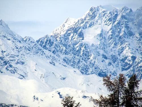 Mont Velan even in late autumn always dangerous