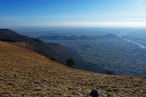 Monte Valinis SE views