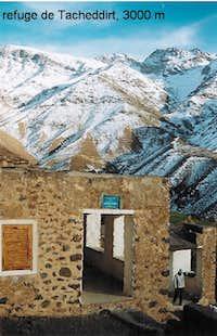 tachedirt CAF hut