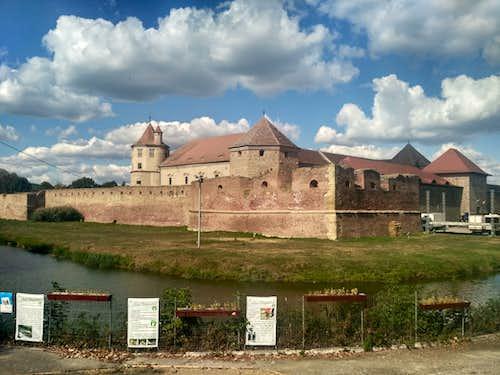 Fagaras Citadel