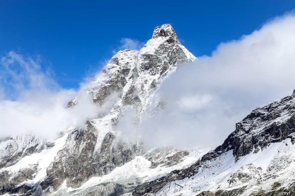 Matterhorn South View