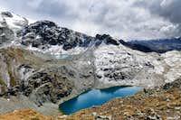 Gran Lago and Punta di Rollin