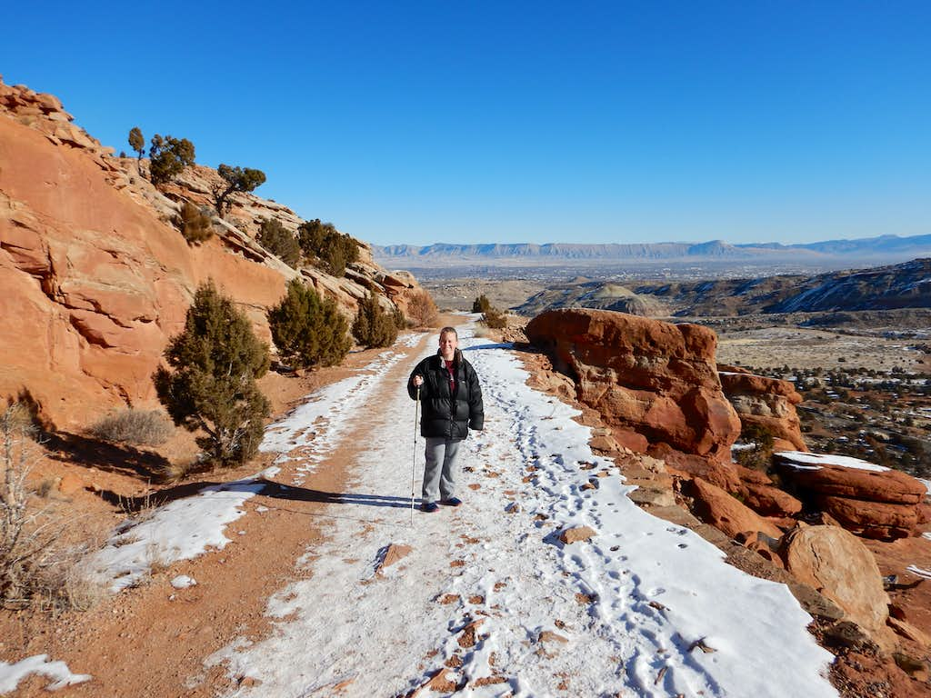 The Serpents Trail on 1/14/2020