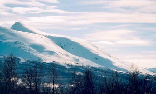 Gabrielfjellet