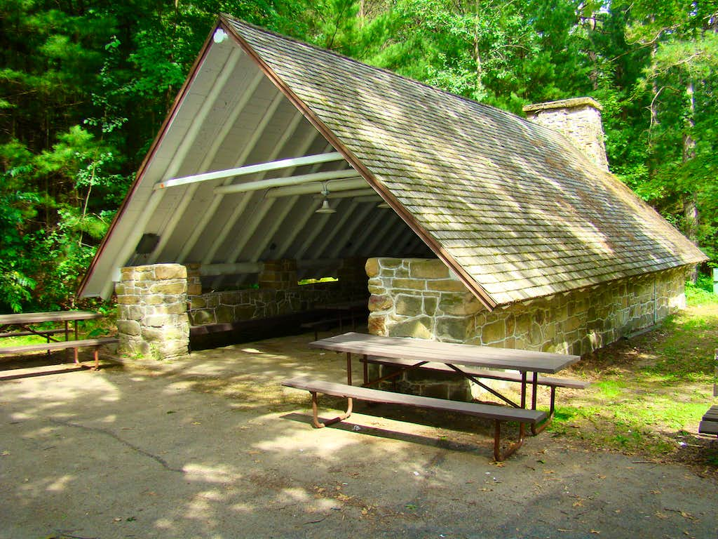 Mill Bluff Shelter House