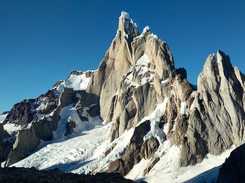 Patagonia Fitz Roy. The Pilot's ring