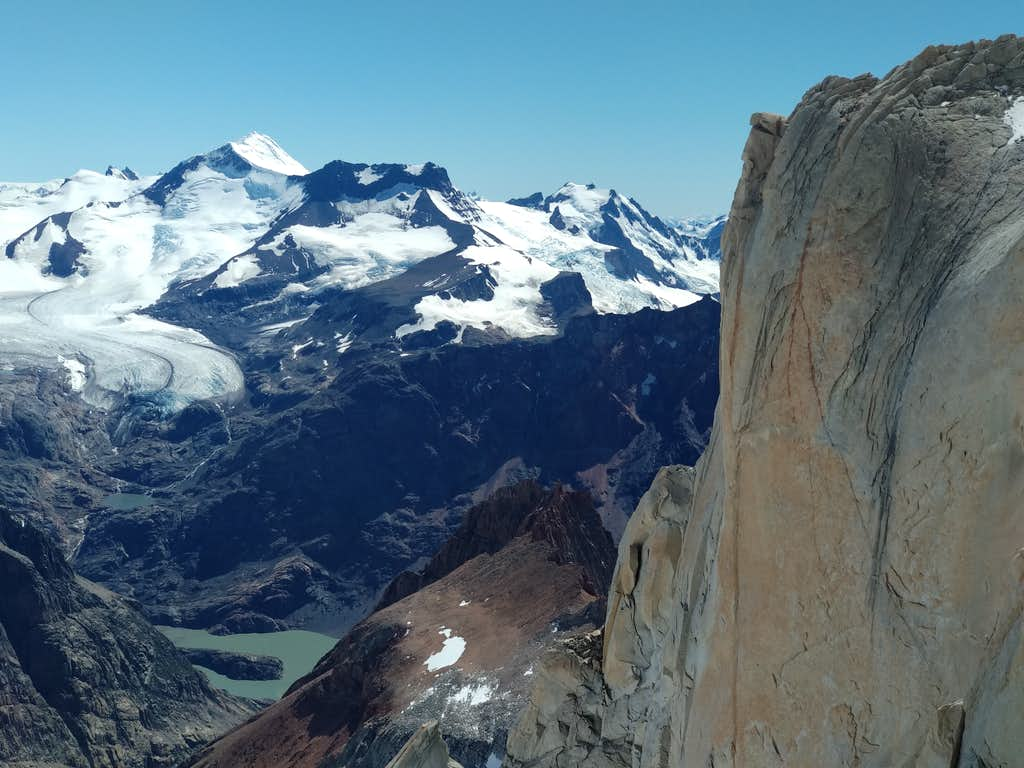 Andes Patagonia