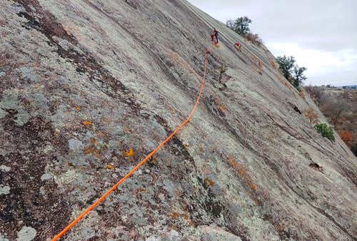Walk in the High Country-- 5.8 PG 13, 5 Pitches