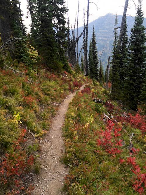 Baptiste trail