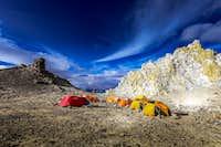 Camp 2on Aconcagua