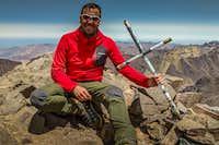 Mt Bonete Summit (5,000m)