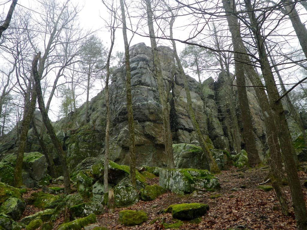 Monument Rock