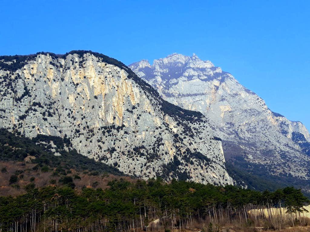 Dain di Pietramurata and Monte Casale