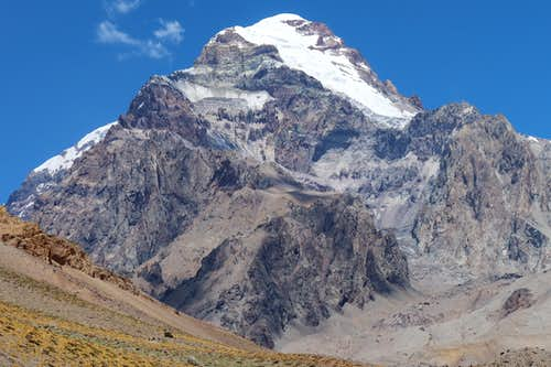 East Face of Aconcagua