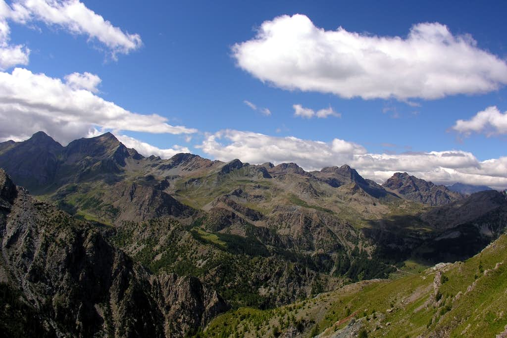 From Alleigne to Delà/Glacier & Avìc/Rouvìc Groups