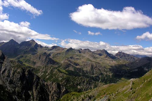 From Alleigne to Delà/Glacier & Avìc/Rouvìc Groups