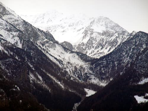 EARTH PYRAMIDS & CALANQUES in Aosta Valley (Reverier - Pousses - Ponteilles) / 2
