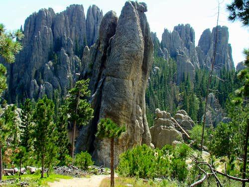 Land of Granite Giants