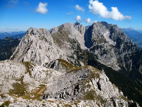 Treffauer (2340m)