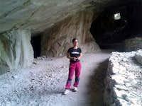 An oolite cave, Bosco Caproni
