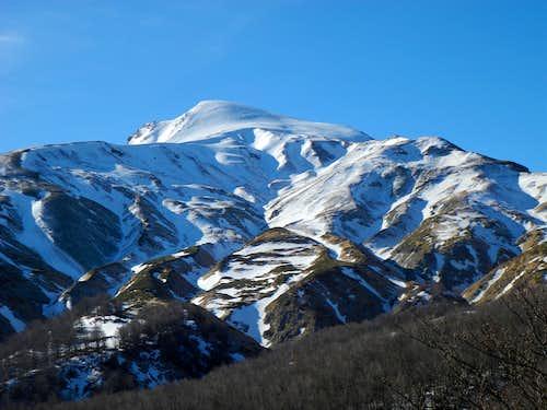 Monte Cusna, Northern Apennines