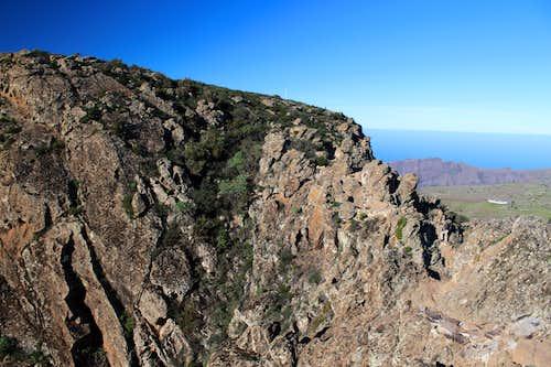 Fortaleza (1243m), La Gomera