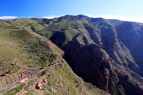 Garajonay (1487m), La Gomera