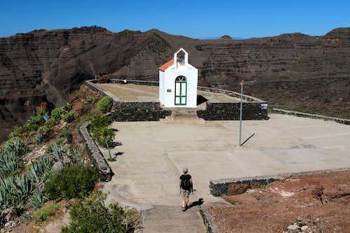 Barranco de Argaga. La Gomera.