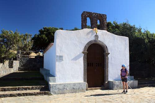 Ermita Santa Clara, La Gomera.