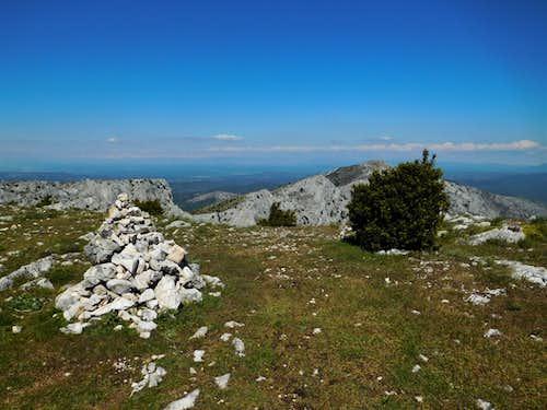 Summit of Baou des Vespres