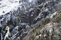 Chimney location