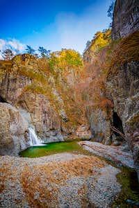 Beautiful waterfalls in Korea's Juwangsan National Park-4