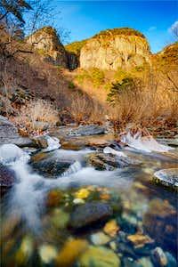 Beautiful River Valleys of Korea's Juwangsan National Park-8