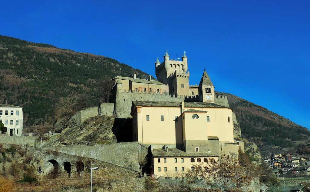 Saint Pierre Castle