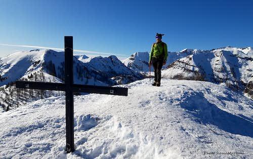Summit of Cima Pissola
