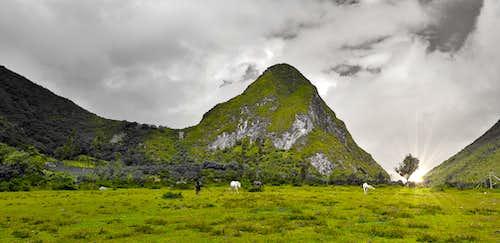 Cerro El Chivo