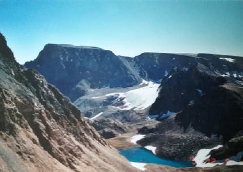 Beartooth Mtn Skypilot Lake