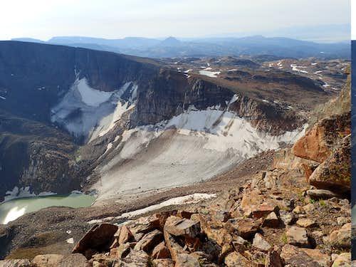 Snowbank Glacier 2016