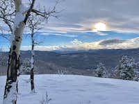 Sinnot Hill view