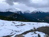 Upper Sheep mountains