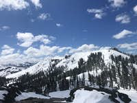Mt Judah's Ridge