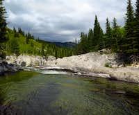Lower Cataract Creek
